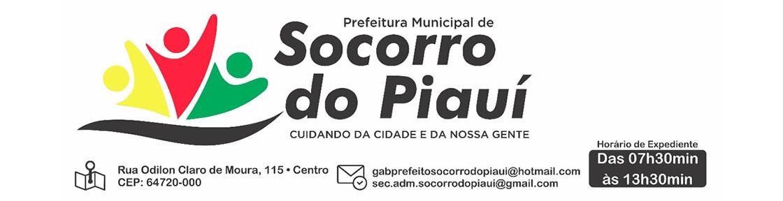 Prefeitura de Socorro do Piauí
