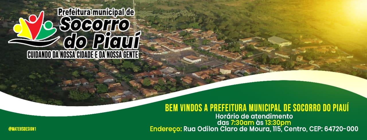 PREFEITURA MUNICIPAL DE SOCORRO DO PIAUÍ
